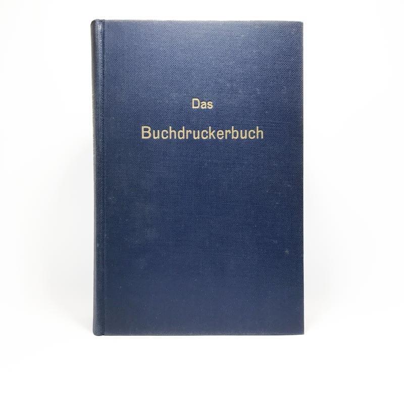 Das Buchdruckerbuch