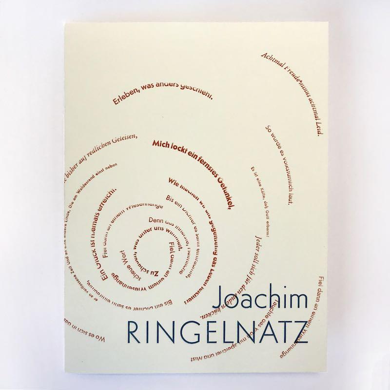 Joachim Ringelnatz – 13 Gedichte