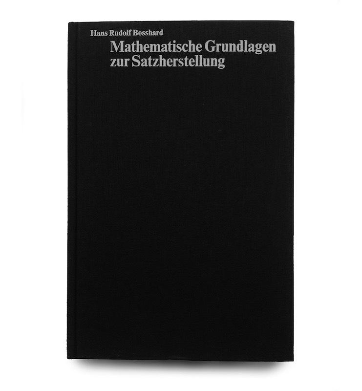 Mathematische Grundlagen zur Satzherstellung