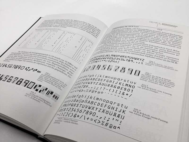 Satzherstellung Technik Detail 2