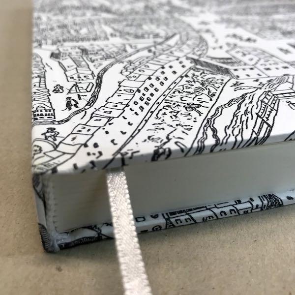 Notizbuch Detail
